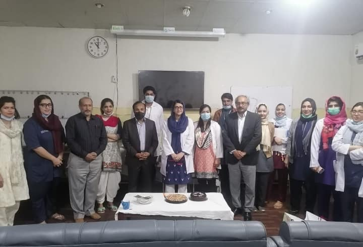 Photos from The Blade, Surgical Unit 2 Benazir Bhutto Hospital. Rawalpindi.'s post